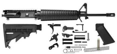 """Del-Ton 16"""" Mid-Length Light Weight AR-15 Kit Md: RKT108"""