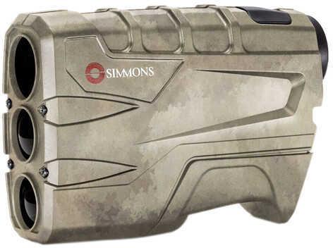 Simmons 4X20 Volt 600 Atac Black,Vertical Single Button Md: 801601