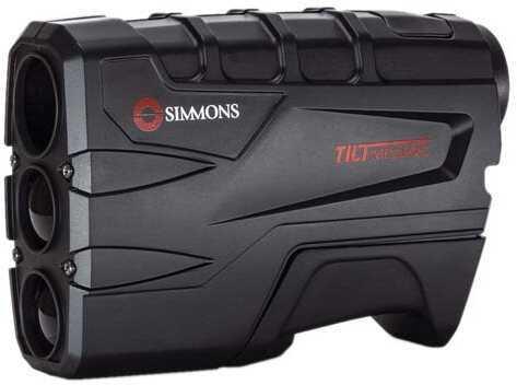 Simmons 4x20 Volt 600 Tilt Black,Vertical Single Button Md: 801600T