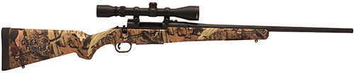 "Mossberg Patriot 243 Winchester 22"" Barrel Mossy Oak Break Up 5 Round Bolt Action Rifle 27921"