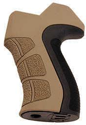 Advanced Technology Intl. AR-15 X2 Scorpion Recoil Pistol Grip Flat Dark Earth Md: A.5.20.2343