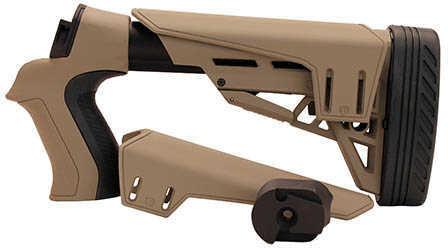 Advanced Technology Intl. Remington 870 12 Ga TactLite Adjustable Stockk w/SRS Flat Dark Earth Md: B.1.20.1141