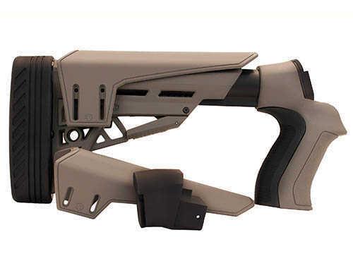 Advanced Technology Intl. Saiga TactLite Adjustable Stock w/SRS Destroyer Grey Md: B.1.40.1146