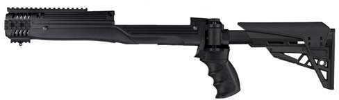 Advanced Technology Intl. Ruger Mini-14 TactLite NonSide Folding Stock w/SRS Md: B.2.10.1006