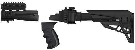 Advanced Technology Intl. AK-47 TactLite Side Folding Stock Pack w/SRS Md: B.2.10.1027
