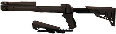 Advanced Technology Intl. Advanced Technology Intl Ruger Mini 14 TactLite Adjustable NonSide Folding Stock With SRS Destroyer,
