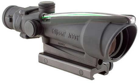 Trijicon ACOG 3.5x35mm Dual Illuminated Green Chevron, M193 Md: Ta11-D-100293