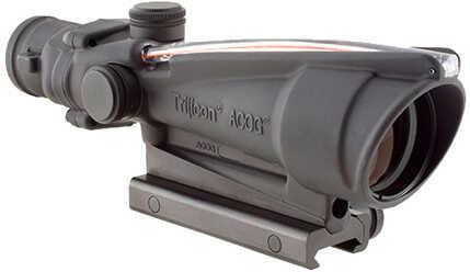 Trijicon ACOG 3.5x35mm Dual Illuminated Red Chevron, M193 Md: Ta11-D-100291