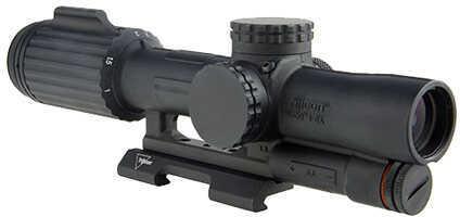 Trijicon VCOG 1-6x24mm Riflescope, Red Segmented Circle/Crosshair .223/77 Grain Ballistic Reticle