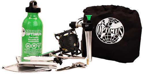 Optimus Polaris OptiFuel with 0.4L Fuel Bottle Md: 8019408