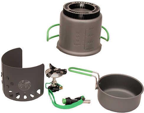 Optimus Elektra Fe Cooksystem w/Crux Lite Md: 8018921