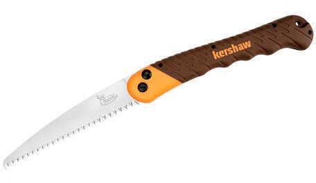 Kershaw Taskmaster Saw Orange Brown Md: 2555ORBRNBCX