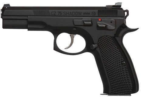 Pistol CZ USA CZ 75 SHADOW TAC II 9mm Luger Black 18rd 91762