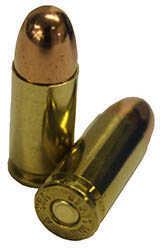 Buffalo Bore Ammunition 9mm 125 Grain FMJ-RN Ball (Per 20) Md: 24K/20