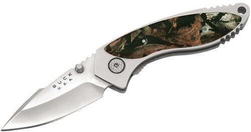 Buck Knives Alpha Dorado, Mossy Oak Breakup Infinity Md: 0270CMS22
