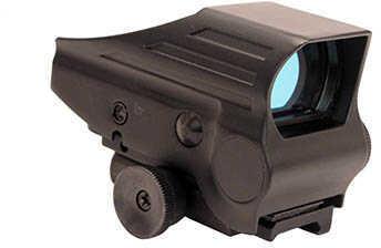 Aimshot Compact Reflex Sight - Multi Reticle-Green M3G