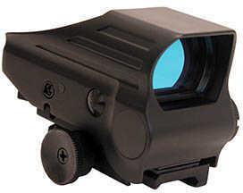 Aimshot Compact Reflex Sight - Multi Dot-Green D3G