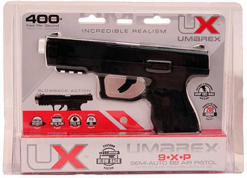 Umarex USA Umarex 9XP .177 BB Airgun Pistol Md: 2252107
