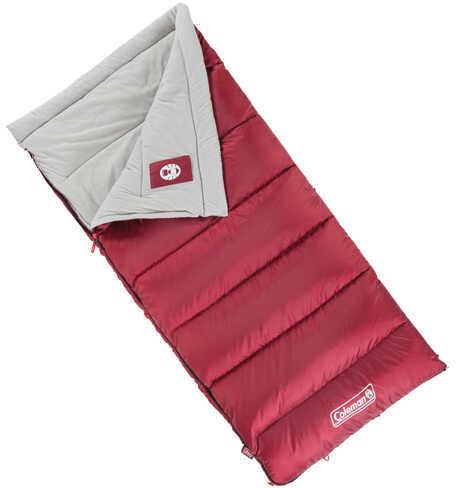 Coleman Aspen Meadows 50 Sleeping Bag, Regular