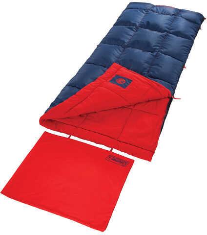 Coleman Heaton Peak 50 Sleeping Bag, Regular