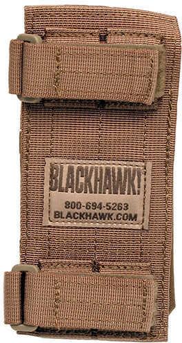 BlackHawk Buttstock Mag Pouch M4 Collapsible, Coyote Tan Md: 52Bs17De
