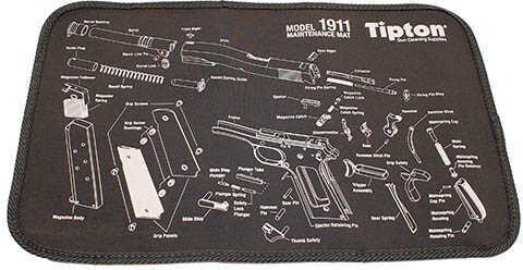 Tipton 1911 Maintenance Mat Md: 558680