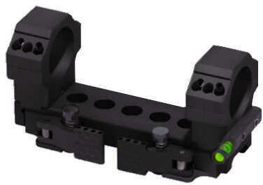 Firenock FNH Ballista Quick Detach Mount 34mm, Black Md: 3703036003