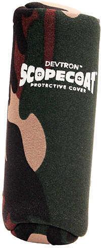 "Scopecoat Mini 30 Woodland Camo 5.75"" x 30mm Md: SC-Mini30-Camo"
