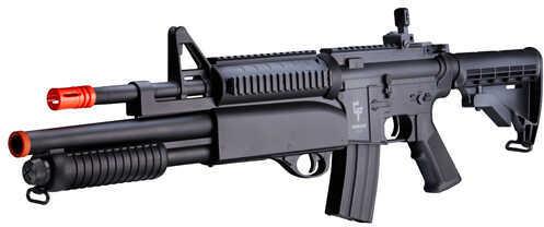 Crosman Game Force GFRS Tormentor AEG Carbine Pump 6mm Air Shotgun