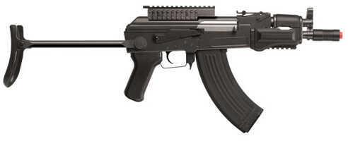 Crosman GF76 Carbine Electric Full/Semi Auto 6mm Air Rifle, Black