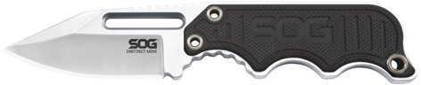 SOG Knives Instinct Mini-G-10 Handle, Satin Md: Nb1002-CP