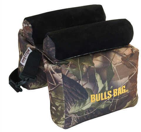 "Bulls Bag Co AR/Pro-Srs Hi Cstm Polyester Suede APG Rt, 10"" Md: 1801"