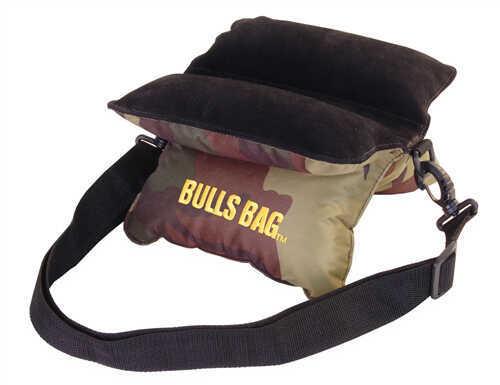 "Bulls Bag Co Field Camo Polyester/Suede Bag/Cs (10"") Md: 1501"