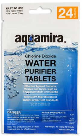 McNett Water Purifier Tablets 20 Pack Md: 41410