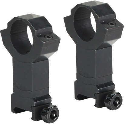 "Adjustable Height Rings Aluminum 5/8"" Weaver Style Md: BsaARA"