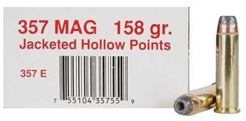 Ultramax 357 Mag 158 Gr JHP (Per 50) Md: 357E