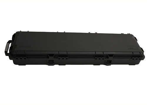 Plano MS Field Locker Double Long Gun Case w/Wheels, Black Md: 109540