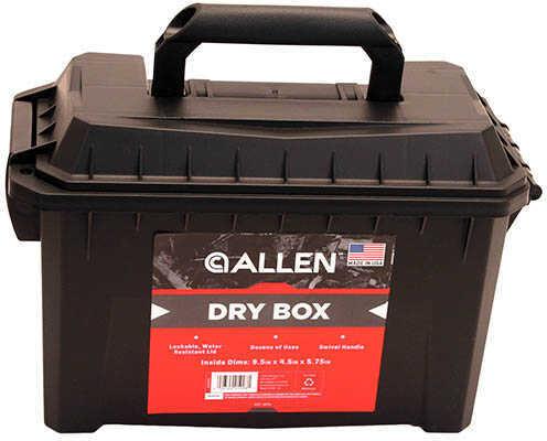 Allen Cases Allen Dry Box Small Black Md: 5998