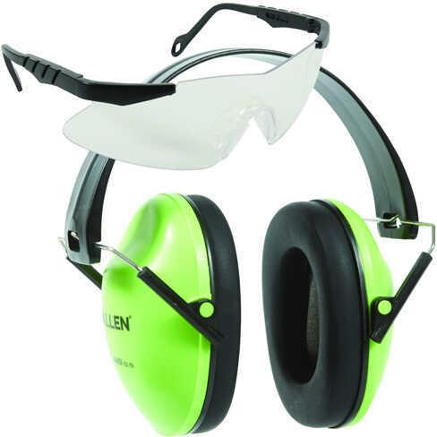 Allen Cases Gamma Junior Shooting Muff & Glasses Md: 2318