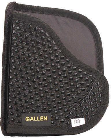 Allen Cases Allen Baseline Pocket Holster, Med Frame Autos Md: 44203