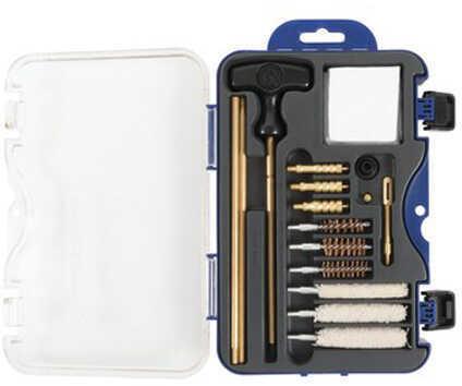 Allen Cases Allen S&W Universal Handgun Cleaning Kit, Includes Brass Cleaning Rod, 3 Brass Jags, Brass Slotted T SW70564