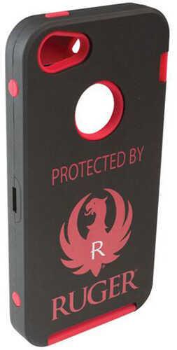 Allen Cases Allen Ruger Cellphone Case - iPhone 6 Black/Red