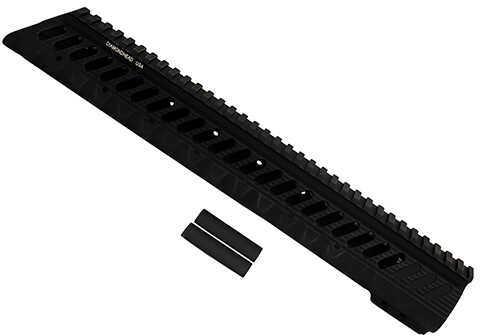Diamondhead VRS-T Free Float 308 Handguard Low Black 13.5