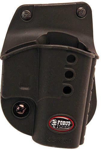 Fobus Evolution Paddle Holster Glock 42 Polymer Black GL42ND