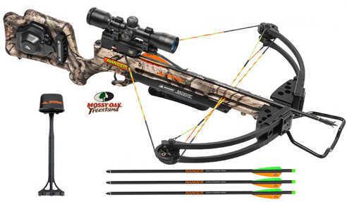 Wicked Ridge Ranger, w/Premium Packge, Mossy Oak Treestand Camo Md: WR15025-7536