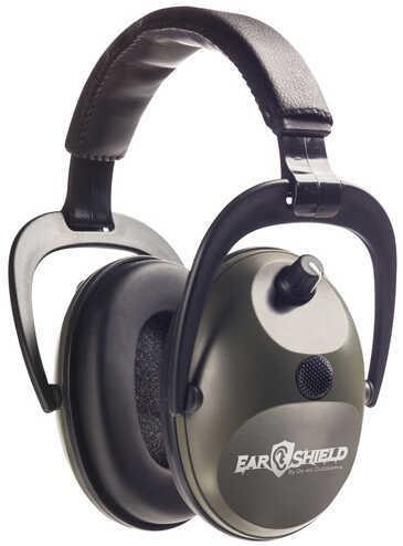 Do-All Traps Earshield Dual Muff Green Md: ESDM-G