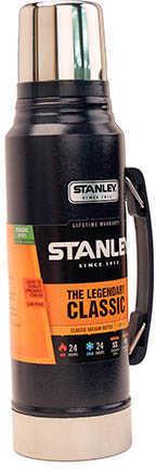 Stanley Vacuum Bottle 1.1 Quart, Navy Md: 10-01254-036