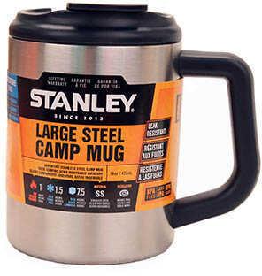 Stanley Adventure Stainless Steel Mug 16 Oz Md: 10-01701-002