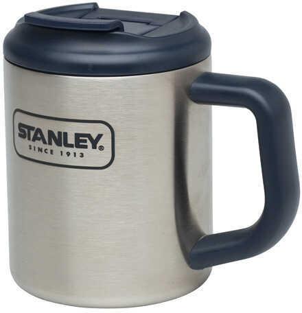 Stanley Adventure Stainless Steel Camp Mug 12 Oz Md: 10-01697-002