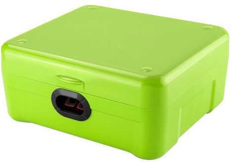 Barska Optics Barska iBox Dual Biometric Secure Storage Device - Green AX12458